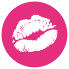 ZERAMEX® logo kissing mouth